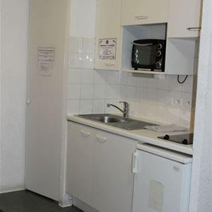 LUZ17617 - Appartement n°17 - 4 pers - Résidence Thermale à LUZ ST SAUVEUR