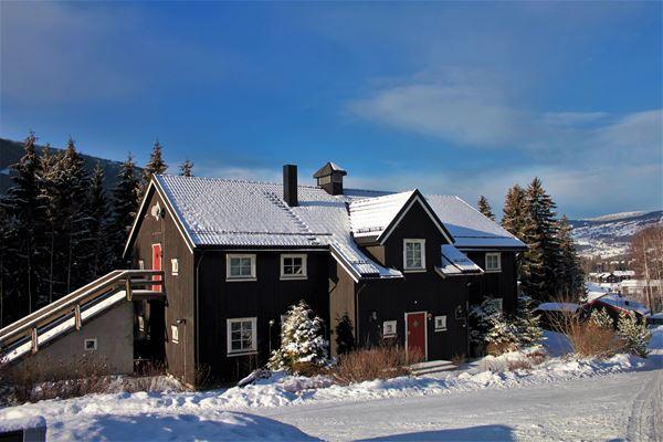 Låven cottage