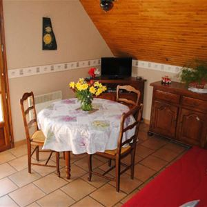 LUZ063 - Appartement 2 personnes à Viscos N°2