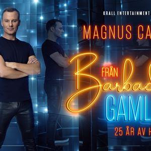 Magnus Carlsson - Från Barbados till Gamla Stan (flyttad till 2022)