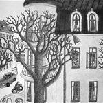 """Utställning - Eva Rex """"Figurer och krumelurer"""""""