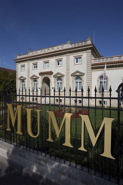 Expérience Mumm Cordon Rouge - Champagne MUMM
