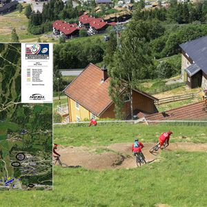 World Championship mountain biking in Hafjell and Lillehammer