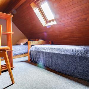 LUZ205 - Appartement 6 pers - Rés Les Gypaètes - ESQUIEZE SERE