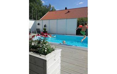 Uppsala - Villa med pool strax utanför Gamla Uppsala - 7418