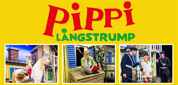 POSTPONED! Family performance - Pippi Longstocking