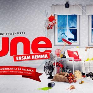 Familjeföreställning - Ensam hemma med Sune