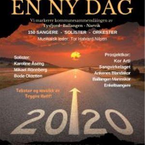 © Narvik Kulturhus, Snart gryr en ny dag - VU 2020