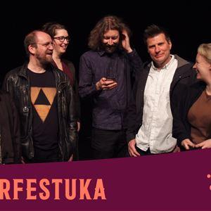 Hilsen Terje Nilsen - Vinterfestuka 2020