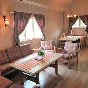 Torsetlia cabin