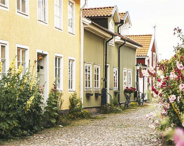 """Historisk stadsvandring Gamla Stan - """"Staden som begravdes"""""""