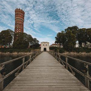 Historisk stadsvandring Kvarnholmen -