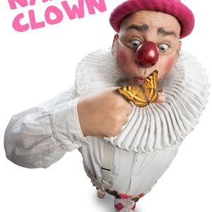 Nalle Clown på Berga teater