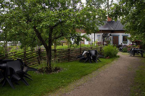 Disponentparken i Grängesberg