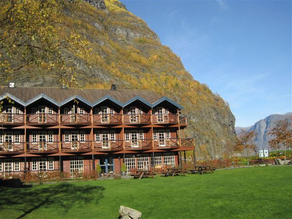 Flåmsbrygga Hotell AS