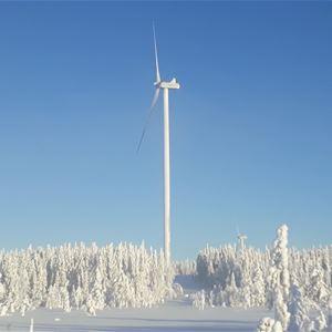 Utställning om vindkraft