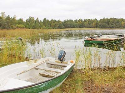 Fiskepaket på Svinö Stugby