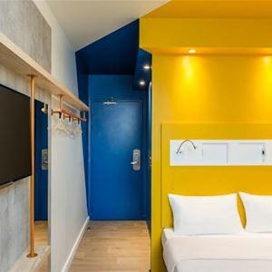 Hôtel Ibis Budget Montpellier Nord Euromédecine