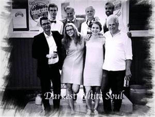 INSTÄLLT! Darkest White Soul Orchestra