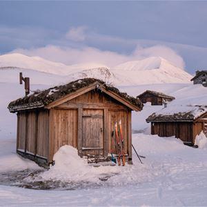 Foto-Erland Husom/Nasjonalparkriket