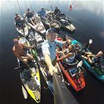 Fishing competition - Liska Kayak Open
