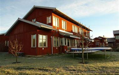 Uppsala - Lantligt i Hågaby 5 km väster om centrum - 7764