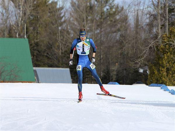 Världscup och SM Skidorientering