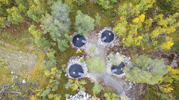 Lavvo Camp - Dagali Fjellpark