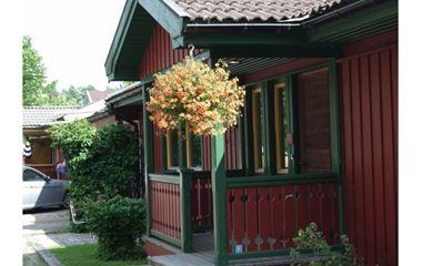 Uppsala - Uppsala, centralt beläget parhus i stadsdelen Norby - 7782