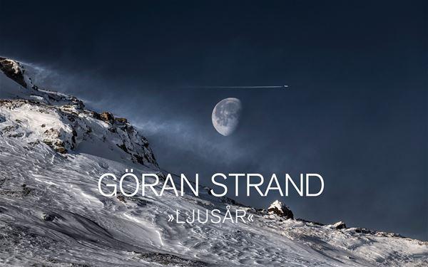 """Utställning: Göran Strand """"Ljusår"""""""