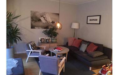 Uppsala - Modernt radhus nära flera tävlingsområden - 7630