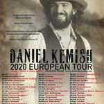 Concert - Live music with Daniel Kemish and band
