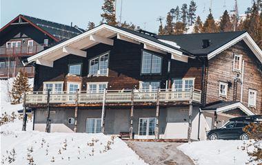 Inga-Lills väg Lodge Ljungberg 1, husdjursfritt parhus med balkong