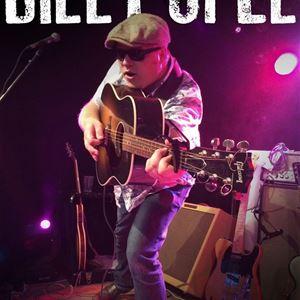INSTÄLLT: Billy Opel med band