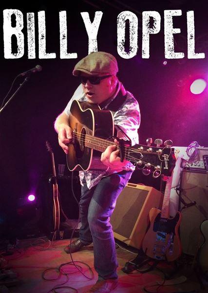 Billy Opel med band