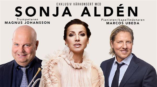 Sonja Aldén, vårkonsert