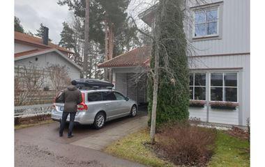 Uppsala - Parhus i Herrhagen/Stenhagen, 6-8 bäddar - 7824