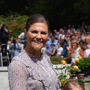 Firandet av kronprinsessans födelsedag - inställt (Sollidens slott öppet)