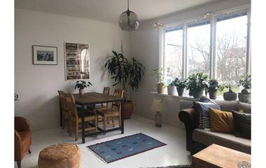 Uppsala - Mysig lägenhet i lugnt område nära centrum - 7845