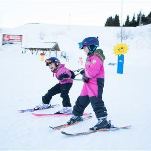 Vinterferie i Voss Resort - veke 9