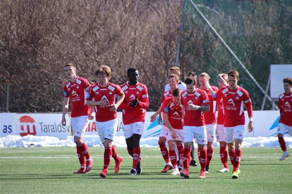 Mjølner - Skånland