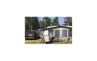 Uppsala - Husvagn med plats för 3 vuxna och 2 barn - 7549