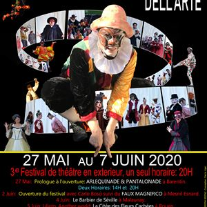 FESTIVAL COMMEDIA DELL'ARTE - LE BARBIER DE SEVILLE