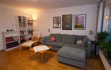 Uppsala - Central lägenhet på 80 kvm (4-6 sovplatser) - 7799