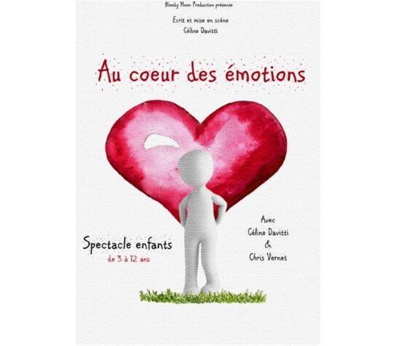 """Théâtre Le Point Comédie - """"Au cœur des émotions"""""""
