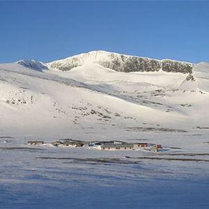 Helagsexpressen, från Ljungdalen till Helags Fjällstation