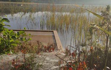 Stuga vid Råbosjön uthyres under Hudikcup och lite över sommaren