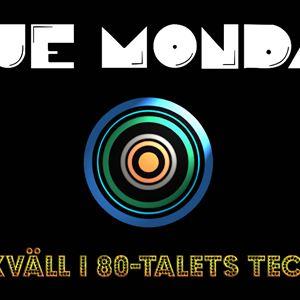 80-tals kväll med bandet Blue Monday