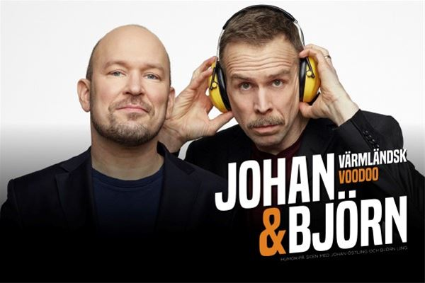 Värmländsk voodoo med Johan & Björn