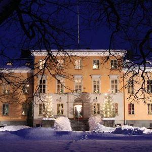 Spökpodden på Garpenbergs Slott